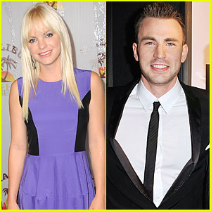Anna Faris & Chris Evans: What's Your Number?