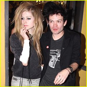 Avril Lavigne & Deryck Whibley are a Tattooed Twosome