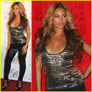 Beyonce Hits Jay-Z's Concert After-Party