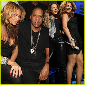 Alicia Keys & Beyonce Put It In A Love Song in NYC