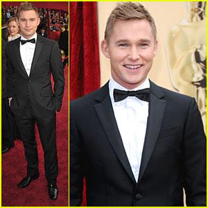 'The Hurt Locker' Guys -- Oscars 2010 Red Carpet