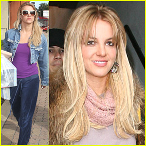 Britney Spears: Back To Blonde!