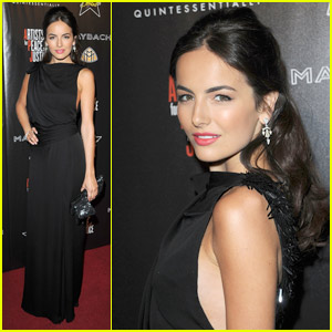 Camilla Belle: A Good Deed With Dominoes