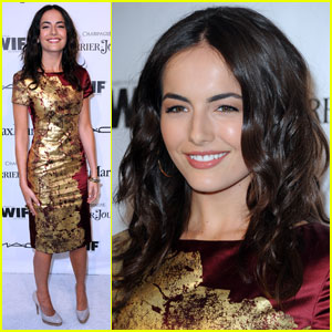 Camilla Belle Parties in Bel Air