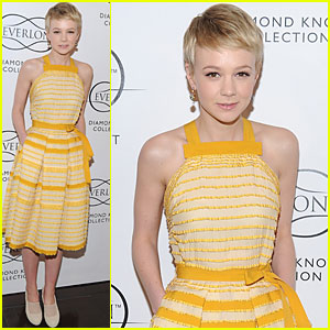 Carey Mulligan is Everlon Elegant