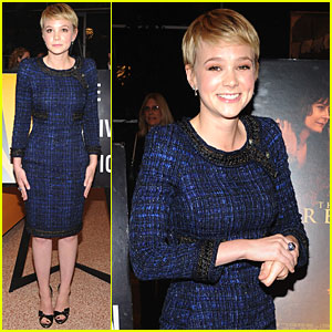 Carey Mulligan is 'The Greatest'