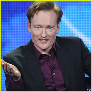 Conan O'Brien To Take Live Show on the Road