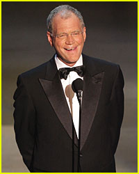 David Letterman: Commenting on Leno Scandal Was 'A Lot of Fun'