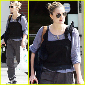 Drew Barrymore: All In A Day's Work!