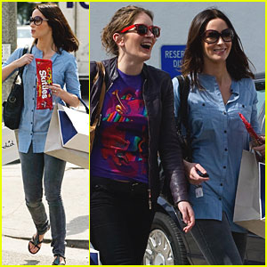 Emily Blunt is a Splendid Shopper