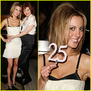 Eva Amurri: Big Apple Birthday Bash