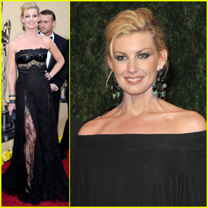 Faith Hill: Oscars Easy and Sexy