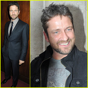 Gerard Butler is Radio One-derful