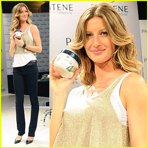 Gisele Bundchen: Pantene Power