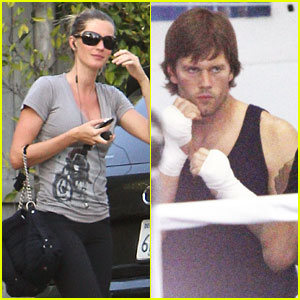 Gisele Bundchen & Tom Brady: Staying Fit & Fabulous