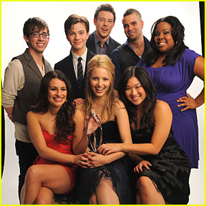 'Glee' Cast Embarks on 4-City Concert Tour This May!