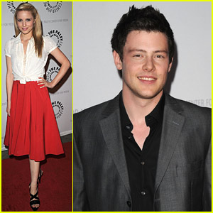 Glee Cast Hits Paleyfest