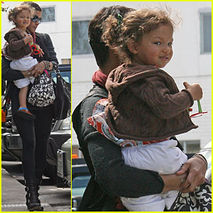 Halle Berry & Nahla: Cravings Chicks