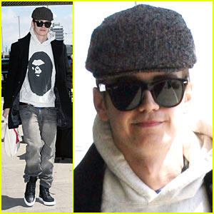 Hayden Christensen: Dropped by Rachel Bilson