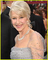 Helen Mirren Talks Tattoos