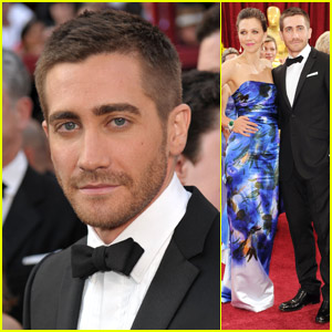 Jake Gyllenhaal -- Oscars 2010 Red Carpet