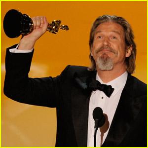 Jeff Bridges Wins Best Actor Oscar