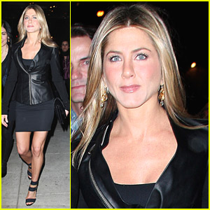 Jennifer Aniston: After-Party Perfection