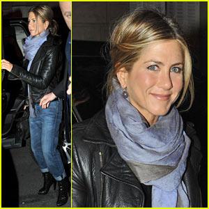 Jennifer Aniston: Le Stresa Sexy