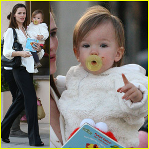 Jennifer Garner: Girls Day Out