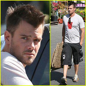 Josh Duhamel Joins Red Cross' National Celebrity Cabinet