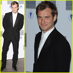 Jude Law Presents Best New Play to 'The Mountaintop'