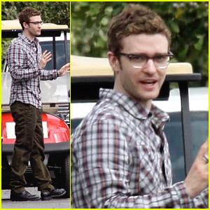 Justin Timberlake's Bad Bad Teacher