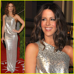Kate Beckinsale is Post-Oscar Perfect