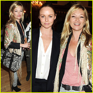 Kate Moss: Stella McCartney for GAP!