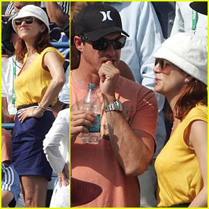 Kate Walsh & Neil Andrea Love Tennis Tournaments