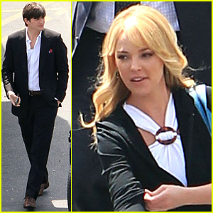 Katherine Heigl: Blonde Again!