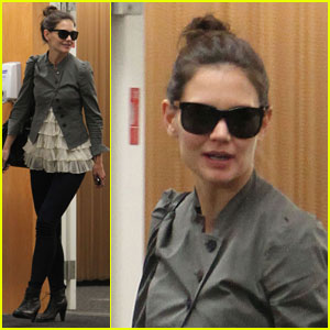 Katie Holmes: Son of No One?