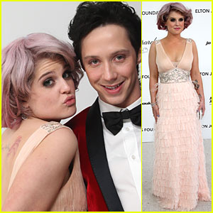 Kelly Osbourne: Sue Wong Wonderful