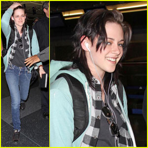 Kristen Stewart: Kindle Cute