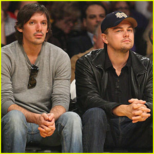 Leonardo DiCaprio: Here We Go Lakers, Here We Go!