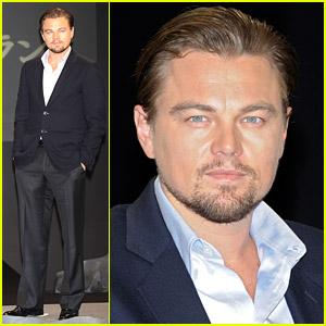 Leonardo DiCaprio Travels To Tokyo