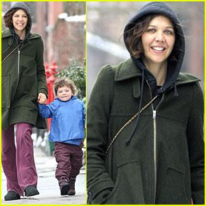 Maggie Gyllenhaal: Running Errands with Ramona!