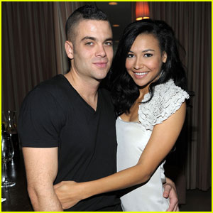 Mark Salling & Naya Rivera: Not Dating!