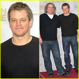 Matt Damon Gets Into the Green Zone