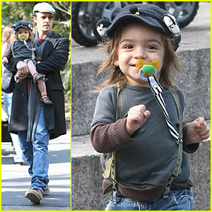 Matthew McConaughey & Levi: Zoo Duo