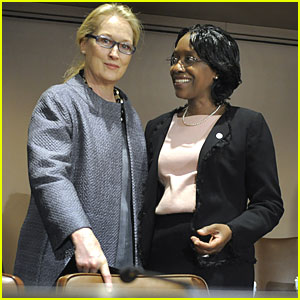 Meryl Streep: Women Can't Wait!