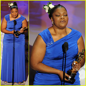 Mo'Nique Wins Best Supporting Actress Oscar