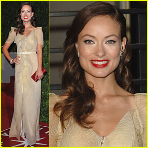 Olivia Wilde is Vanity Fair Fabulous