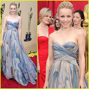 Rachel McAdams -- Oscars 2010 Red Carpet