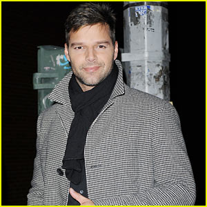 Ricky Martin Doing 'Great' After Coming Out